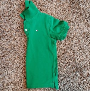 3 for 15 Tommy Hilfiger green polo
